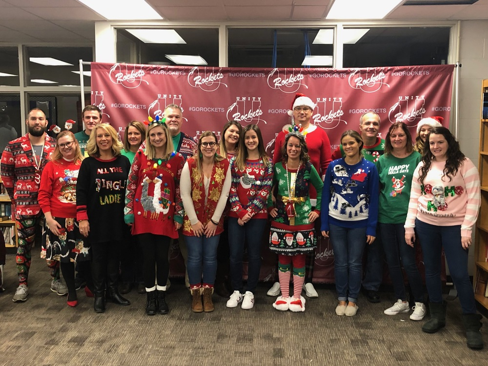 Ugly Sweater 2018
