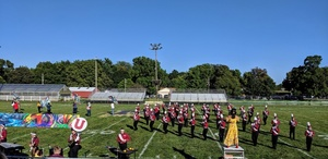Monticello Marching Band Competition