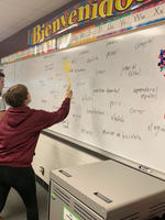 Spanish I review activity