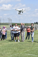 Agronomy Drone Launch
