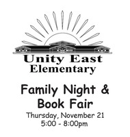Family Night &  Book Fair