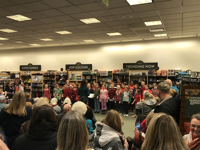 Unity East Choir @ Barnes & Noble