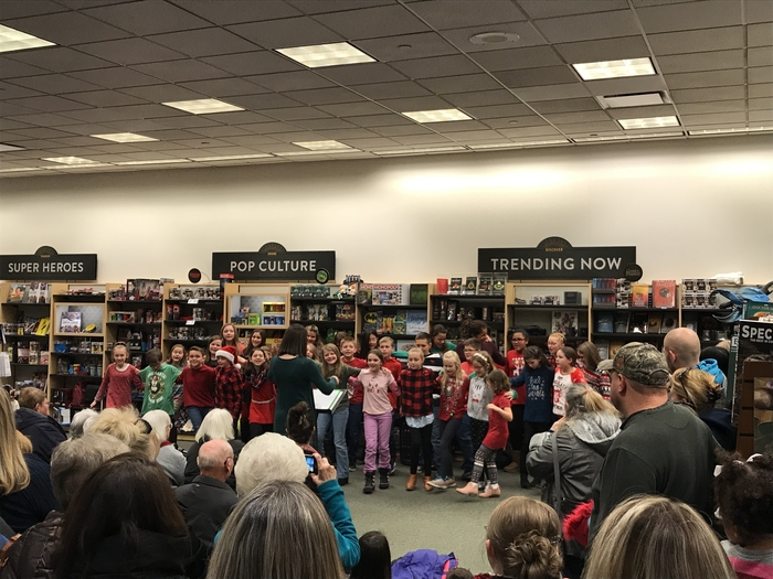 East Choir @ Barnes & Noble
